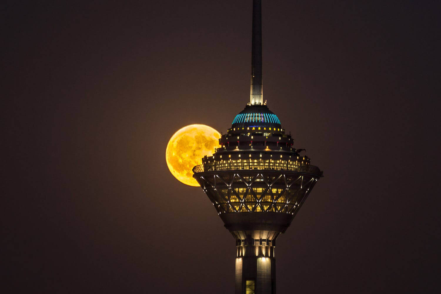 Milad Tower Tehran Iran | Vipemo