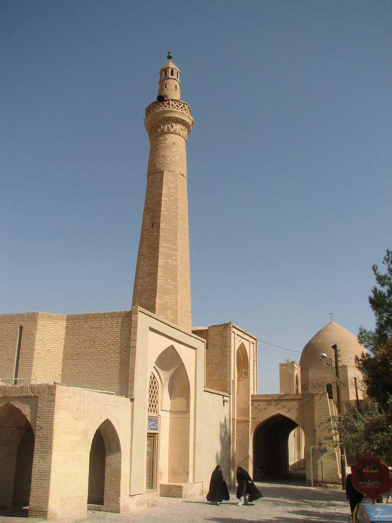Jameh-Mosque-of-Nain-Isfahan-Iran-Vipemo