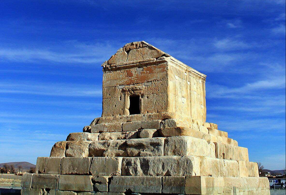 Pasargadae - Tomb of Cyrus the great - Vipemo