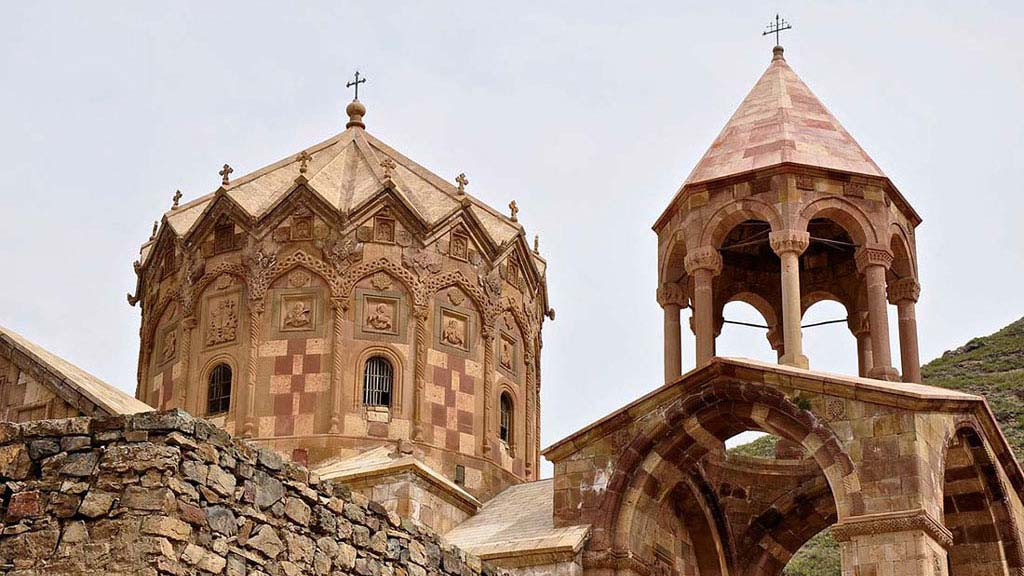 Saint Stephen Church Tabriz - Vipemo