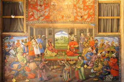 Old Painting - Nowruz Iran - Vipemo